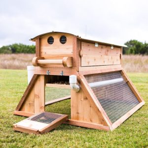 mobile cicken coop for 4 chickens